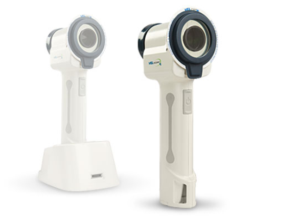 Alma Dental Centre uses the Velscope device for oral cancer screening and early detection.