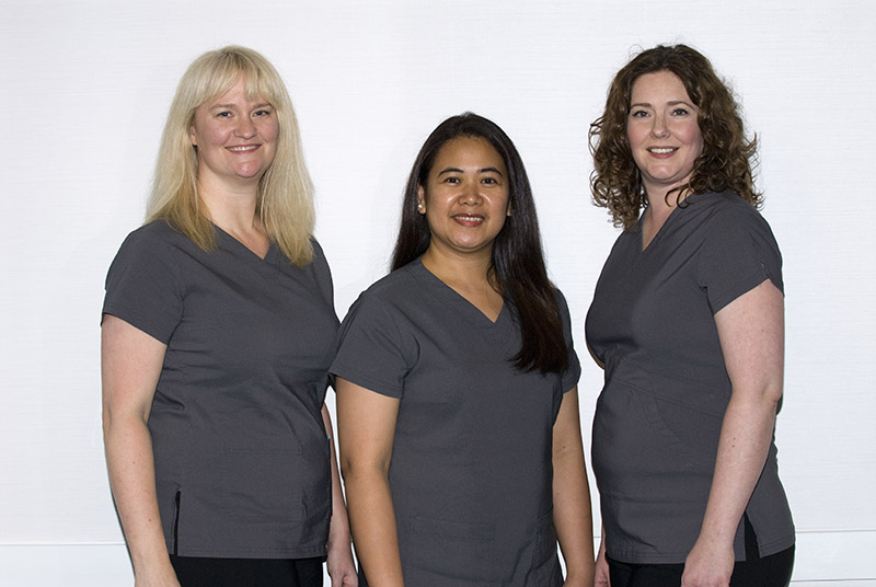 Vancouver Dental Office - Our Front of House Team